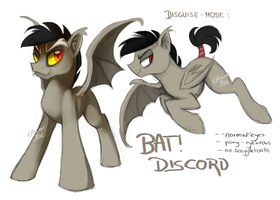 BAT!Discord Design by eleanart-approved