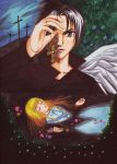 Godchild- Cain and Mary by meander90