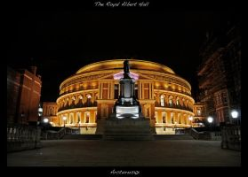 The Hall by Night... by Arcturus101