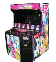 MLP FIM Arcade Game :RESUBMITED: by CesarTheOwl