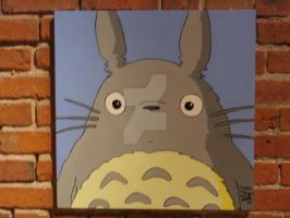 My Neighbor Totoro 1 by Smallwhitecat