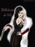 Bellatrix de Vil by abielleamiel
