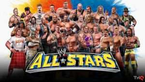 WWE All Stars Wallpaper by Gogeta126