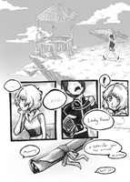 S3. Page 01 by CrackNinja