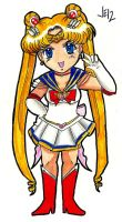 Super Sailor Moon Chibi by jenni0014