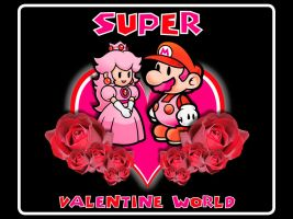 SUPER VALENTINE WORLD by cybaBABE