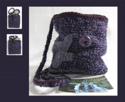 Grape Chickie Bag by Mattsma