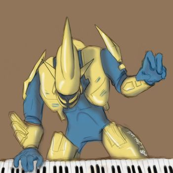 Elite Piano Player by dapinayroxtar00131