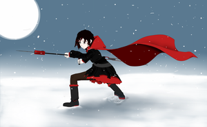 RWBY - Ruby by AJaxx15