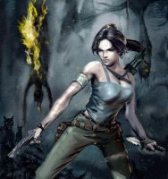 Lara Croft Reborn 3 by 888toto