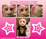 SMALL CRITTER FURSUIT PARTIAL AUCTION by IceCatDemon