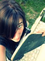 me 'n my sk8 by x-andRa-x