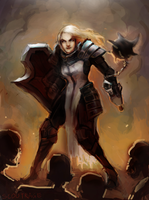 Crusader by Scoutrageous