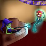 Happy birthday Rayna! by Spacesis