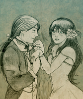 Beauty and the Beast by Yanae