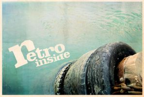 Retro inside by c4lito3d