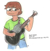 Indie Rock 'n' Roll by TheSimpsonsFanGirl