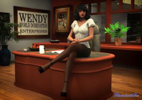 Welcome to Wendy World Domination Enterprises by ShadowhawkOne
