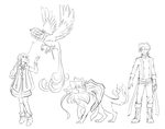 Symphonia Summons Commission by Lubrian