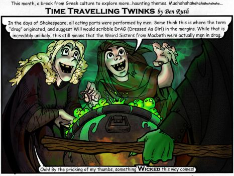 Time Traveling Twinks 07 by REBELComx