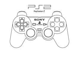 Playstation 2 Pad by oloff3