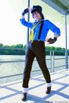 Lakeside Dance Fever (P4DAN Naoto Shirogane) by All-OutAttackCosplay