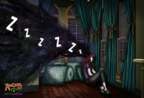 Insomnia by AngoraART