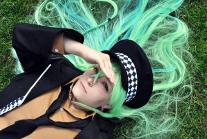 Amnesia - Beautiful Ukyo. by Tohkoe