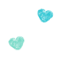 Transparent Heart Tileable Background by MikariStar