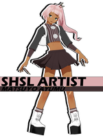 shsl artist by ThisIsBreadie