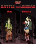 SJ - Battle the Undead - part.1 by theCHAMBA