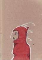 The Red Monk by EnDersTruTH