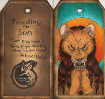Invoking the Sun FOR SALE by InuRyoko