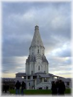 Church of the Ascension by DaMonne