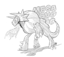GWB Mega Venomodo by BrightObject