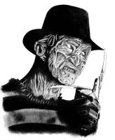 Freddy Krueger by JirikM