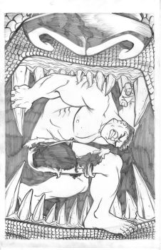 Assignment7A-HulkCover2-Pencils JCiolli by jciolli