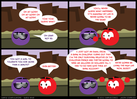 SC103 - Guess What by simpleCOMICS