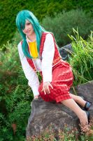Yuuka by BloodstoneDesigns