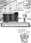 Dating Game: Nico di Angelo Edition by allarica