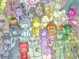 FaB NPC Wallpaper by matilda-caboose