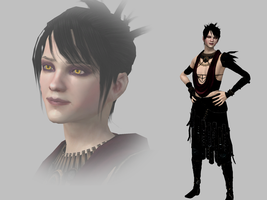 Morrigan (customized) by Nicco-and-Jake