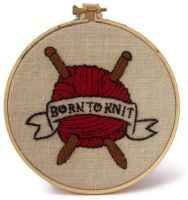 Born To Knit by suislefil