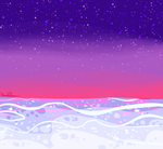 sky full of confetti by Kateboat