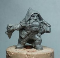 Thief dwarf by superhippieman
