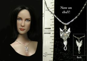 Evenstar Pendant by my-immortals