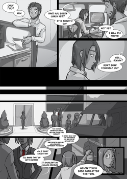 There Are No Wolves - Page 27 by hnkkorgris