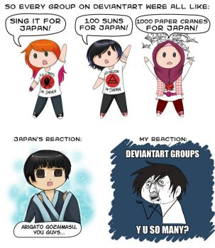 Too many groups for Japan by Chocoreaper