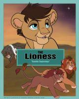 The Lioness Coverpage by Miss-Melis