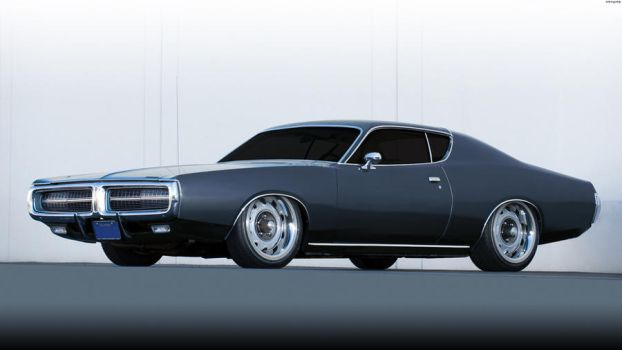 Dodge Charger '72 by HAYW1R3
